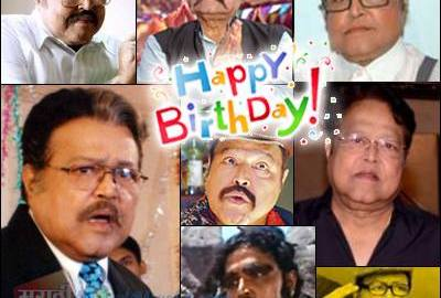 Actor Viju Khote Birthday