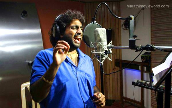 Aadarsh Shinde, Singer