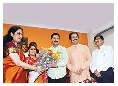 Aadesh Bandekar Shivsenaa