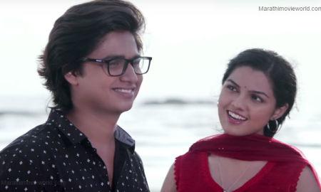 Abhinay Berde and Aarya Ambekar Picture