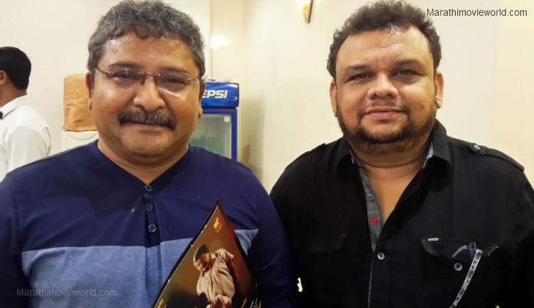 Arun Nalawade and Atul Parchure