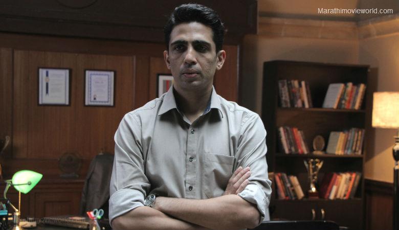 Actor Gulshan Devaiah Daav Marathi Film