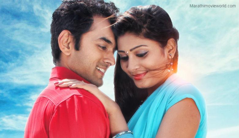 Saurabh Gokhale and Priyanka Raut In Marathi Movie 'Talav'