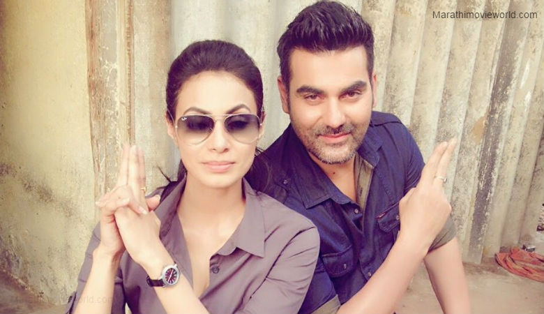 Manisha Kelkar and Arbaaz Khan