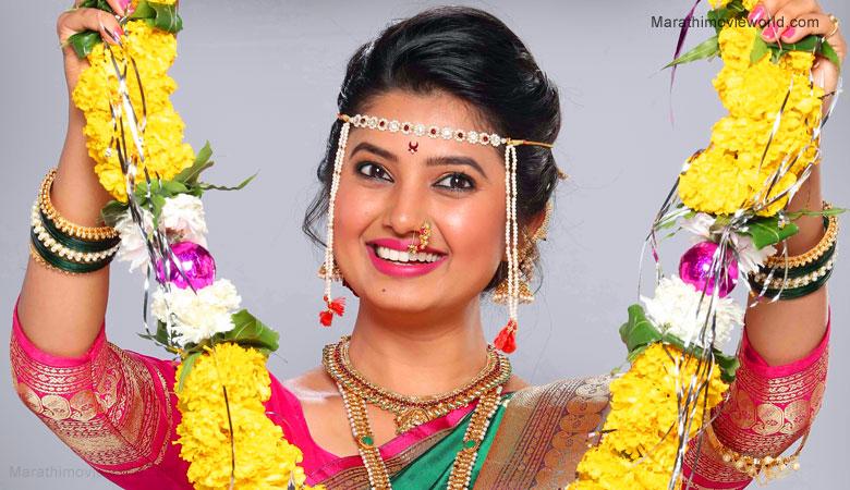 Actress Prajakta Mali Picture
