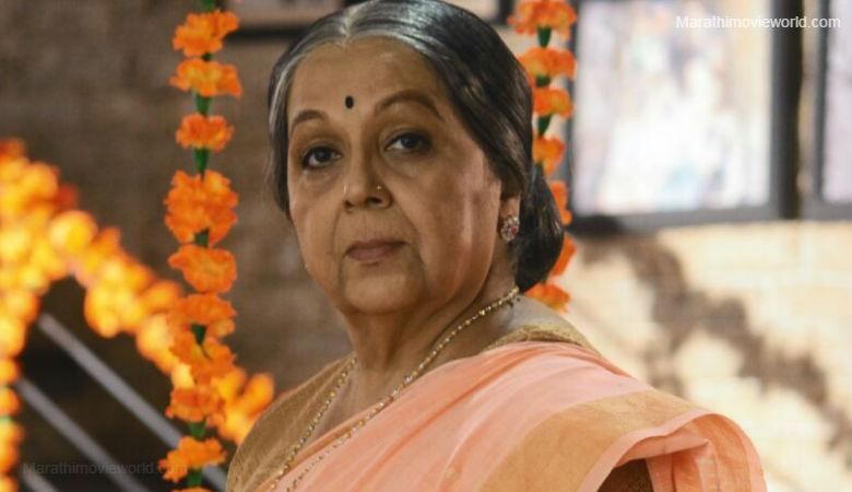Rohini Hattangadi returns to Colors Marathi after 3 years