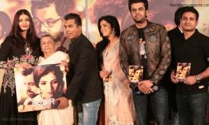 Aishwarya Rai Bachchan Marathi Film 'Hrudayantar'