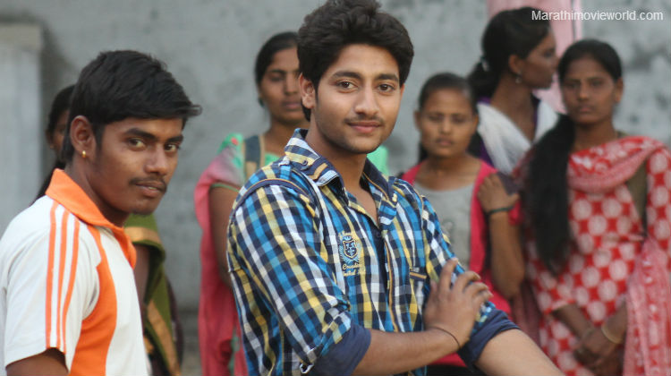 Akash Thosar Sairat Marathi Film