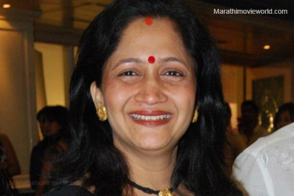 Alka Kubal Athalye Marathi Actress Picture