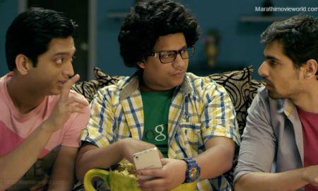 Ghantaa Marathi Movie Still