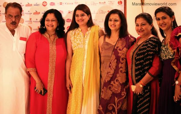 Smita Jaykar, Sameera Gujar, Anant Jog