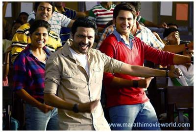 Classmates Movie, Sai Tahankar
