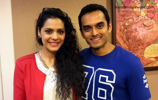 Anuja Sathe and husband Saurabh Gokhale image-picture Dharaa of Tamanna off screen picture