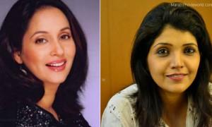 Ashwini Bhave and Mukta Barve