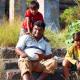 Bhau Kadam, Vinyak Potdar, Shubham More Half Ticket