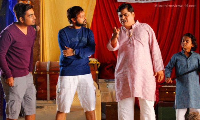 Bharat Ganeshpure, 'Jalsa' Moviestill
