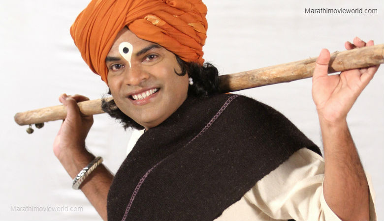 Bharat Jadhav, Marathi serial 'Tu Majha Sangati'