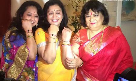 Rani Verma, Vandana Gupte and Bharati Achrekar