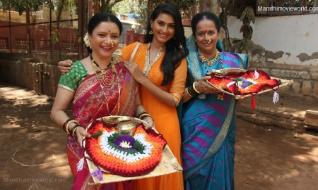 Marathi Serial 'Chahool'