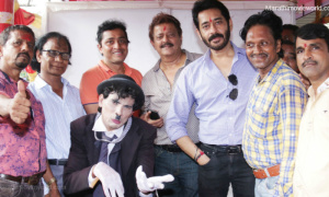 Charlie Is Back Movie Muhurat Photo