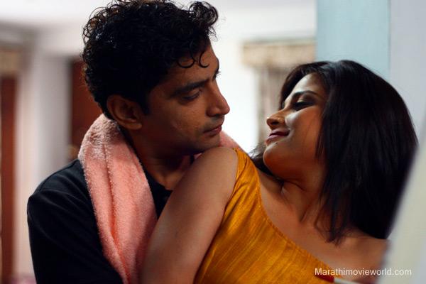 Harsha Khandeparkar, Ticha Umbartha Movie