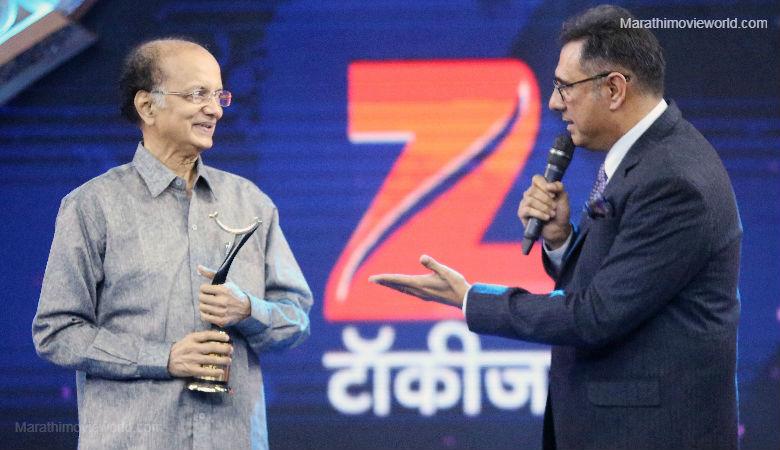 Dilip Prabhavalkar and Boman Irani, Zee Talkies Awards