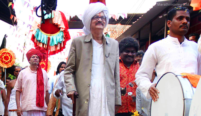 Dilip Prabhavalkar in Marathi Movie 'Dashkriya'