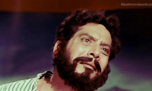Dr Shreeram Lagoo, Pinjra Marathi Movie