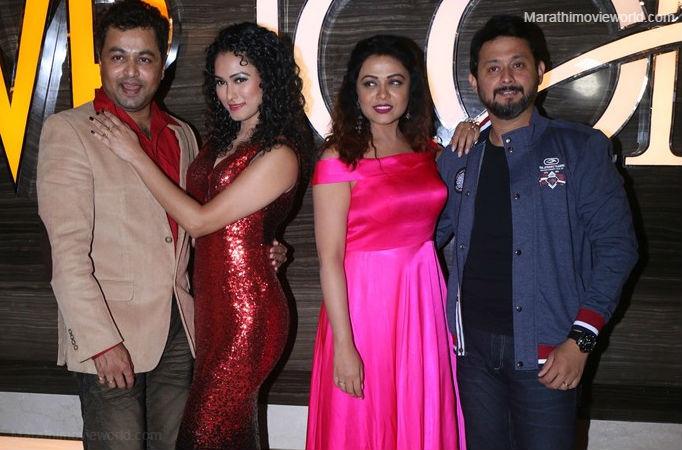 Subodh Bhave, Neeta Shetty, Prarthana Behere and Swwapnil Joshi