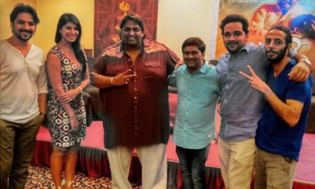 Ganesh Acharya, Bedardi Marathi Movie