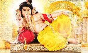 Ganpati Bappa Morya, Marathi Serial, Ganesha