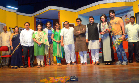 Goshta Tashi Gamtichi Marathi Natak, Shashank Ketkar