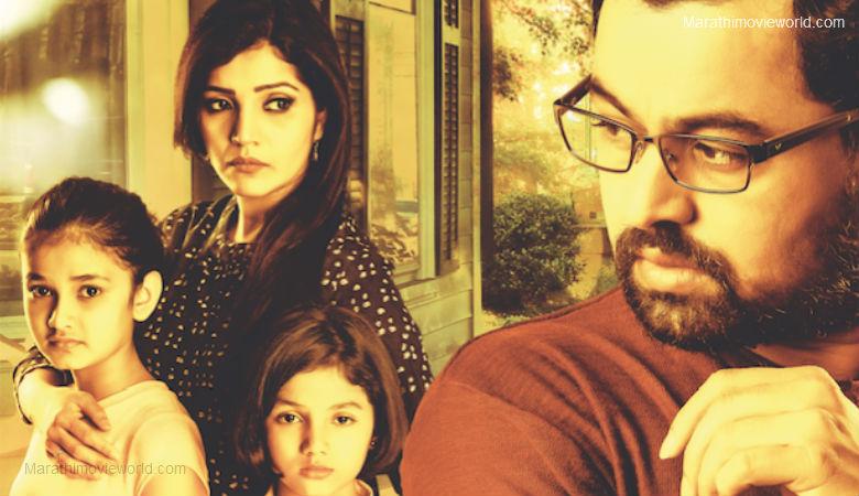 Mukta Barve, Subodh Bhave, Trushnika Shinde, Nishtha Vaidya, Marathi movie 'Hrudayantar'