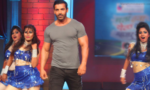 John Abraham, Zee Marathi, Rocky Handsome Movie