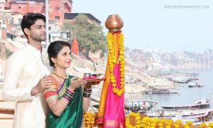 Kahe Diya Pardes Sayali Sanjeev And Rishi Saxena