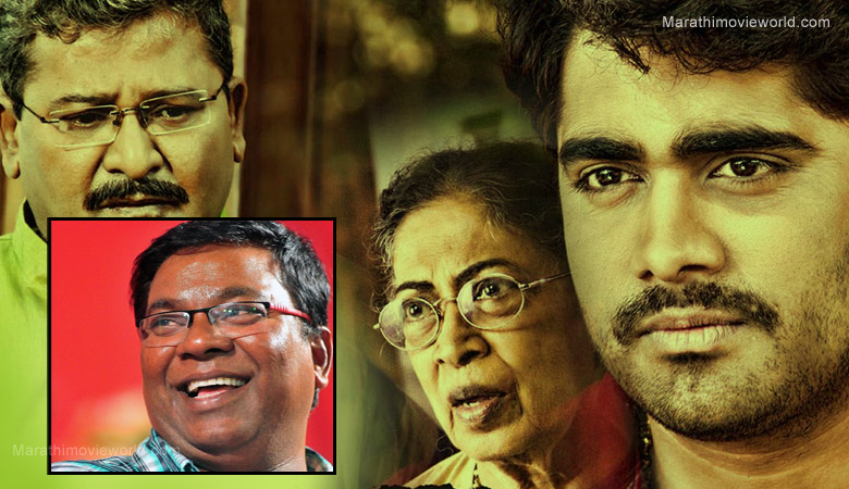 Kishore Kadam actor writer, Late Sulbha Deshpande, Sangram Samel, Marathi movie 'Braveheart'