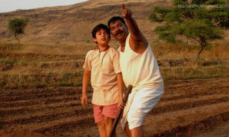 Kishor Kadam, Smita Tambe, Partu Marathi Movie