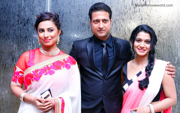 Urmila Kothare, Kranti Redkar, Kaakan Movie
