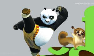 Kung fu Panda, Animated Marathi Movie, Zee Talkies