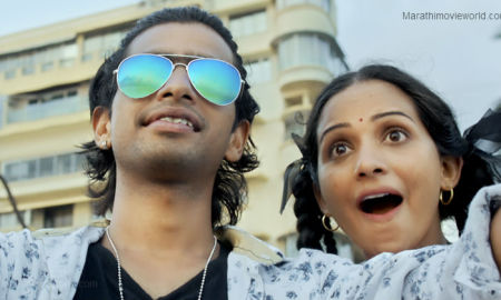 Prathamesh Parab and Veena Jamkar, Lalbaugchi Rani