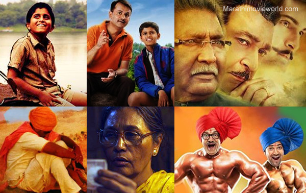 Nominations of Marathi films declared for 52nd State Awards