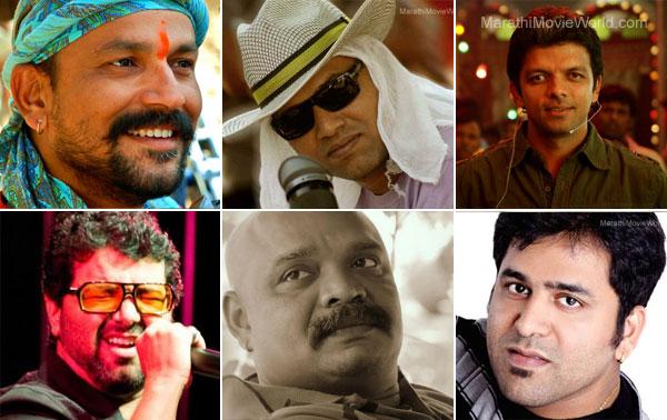 Sanjay jadhav, Rahul Jadhav, Mahesh Limaye, Avadhoot