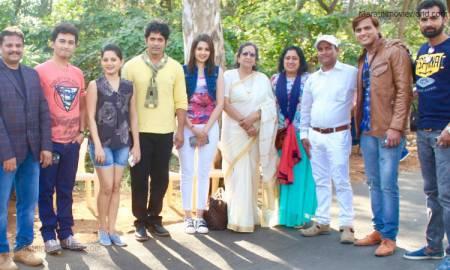 Marathi movie 'Gadbad Zali'