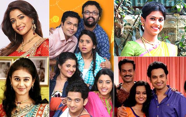 Marathi Television, Stars, Actors, actress, Popular