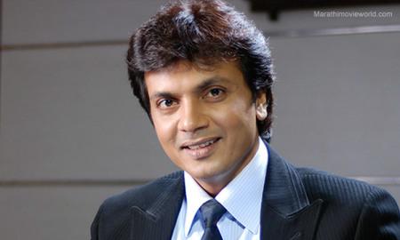 Milind Gawali Marathi Actor Picture