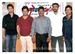 Mohan Aawate Javed Ali has sang to Marathi tunes