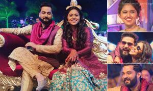 Actress Mrunmayee Deshpande Weds Swapnil Rao