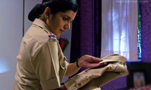 Mukta Barve In Ganvesh Movie Pictures