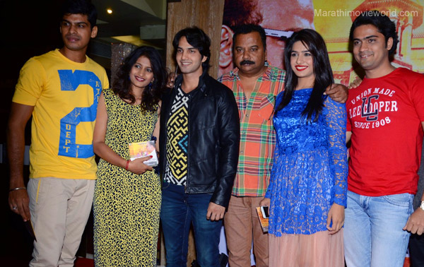 Preeti Sadaphule, Nagesh Bhosale, Neha Khan