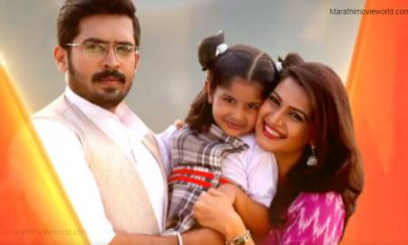 Marathi Serial 'Nakalat Sare Ghadale'